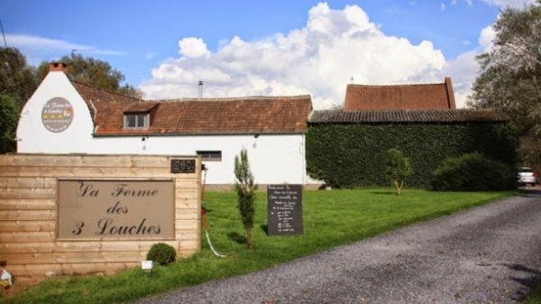 La Ferme des 3 Louches - Restaurant - Holidays & weekends in Wambrechies