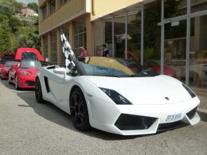 Ferrari Lamborghini Driving Experience Private 1 Hour Tour Pilot