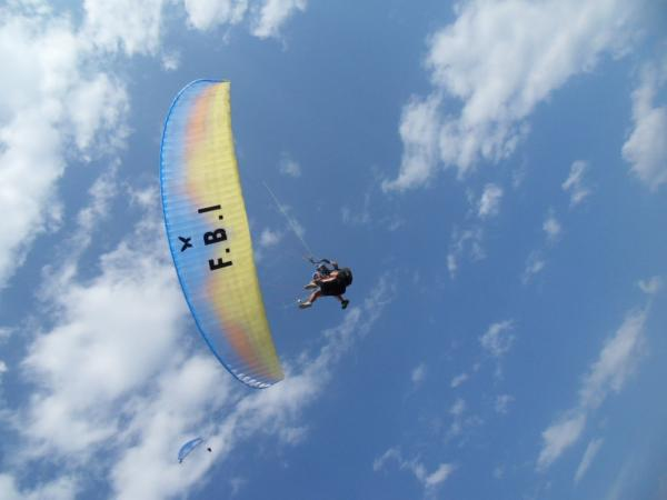 Flight over Lake Annecy in a two-seater paraglider - Activity - Holidays & weekends in Doussard