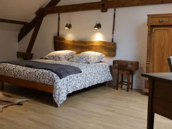 The Garence - Bed & breakfast - Holidays & weekends in Villers-sous-Châtillon