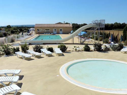 Le Garrigon - Campsite - Holidays & weekends in Grillon