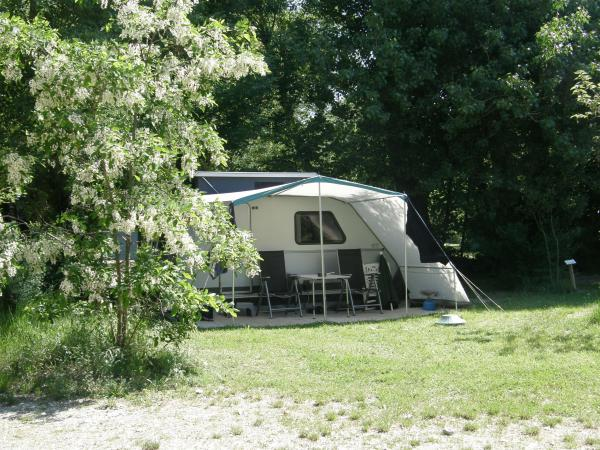Gervanne camping - Camping - Vacances & week-end à Mirabel-et-Blacons