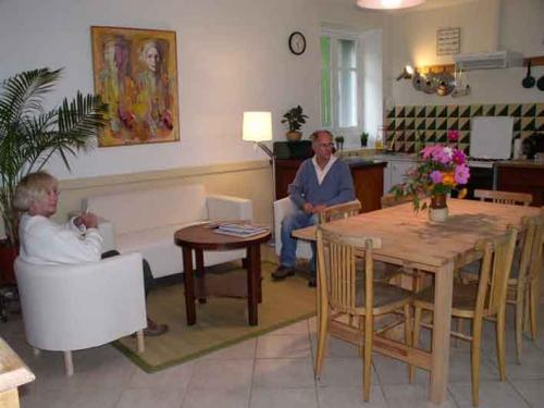 Gite de l'abbaye de Septfontaines - Rental - Holidays & weekends in Andelot-Blancheville