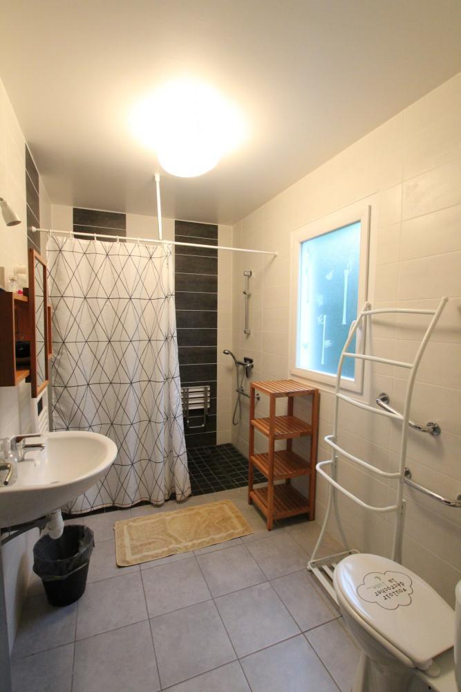 photos g te normandie jardin mer handicap s location de vacances hauteville sur mer. Black Bedroom Furniture Sets. Home Design Ideas