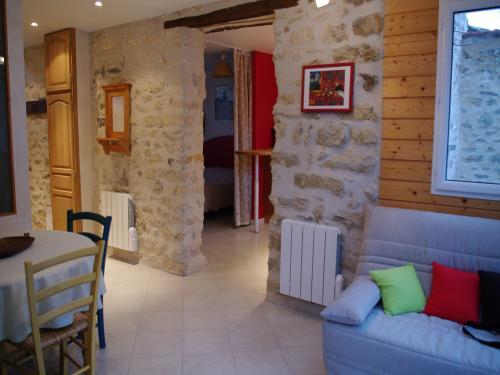 Gite 2 à 4 personnes ' Le Parterre' - Rental - Holidays & weekends in Moisson
