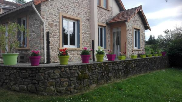 Gite rural - Location - Vacances & week-end à Ranchal