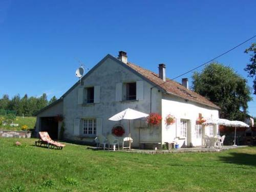 Gites La Coquille - Rental - Holidays & weekends in Ternuay-Melay-et-Saint-Hilaire