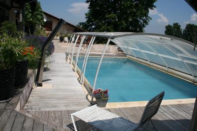 Amb rieu en bugey tourisme vacances week end for Piscine amberieu
