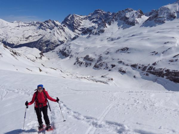 Guided hike and snowshoeing - Activity - Holidays & weekends in Argelès-Gazost