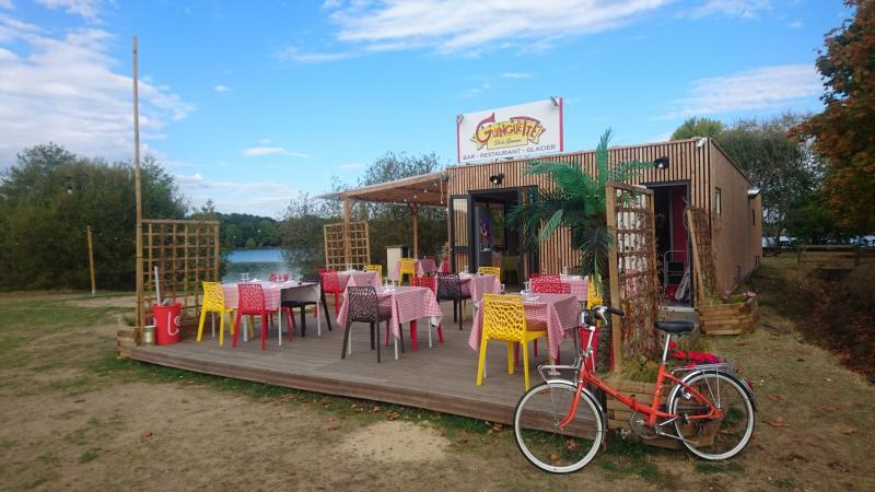 La guinguette de la gemerie - Restaurant - Vacances & week-end à Arnage