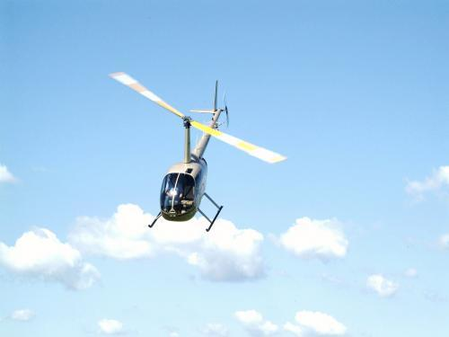 Helicopter flight over Bourgogne - Activity - Holidays & weekends in Charnay-lès-Mâcon