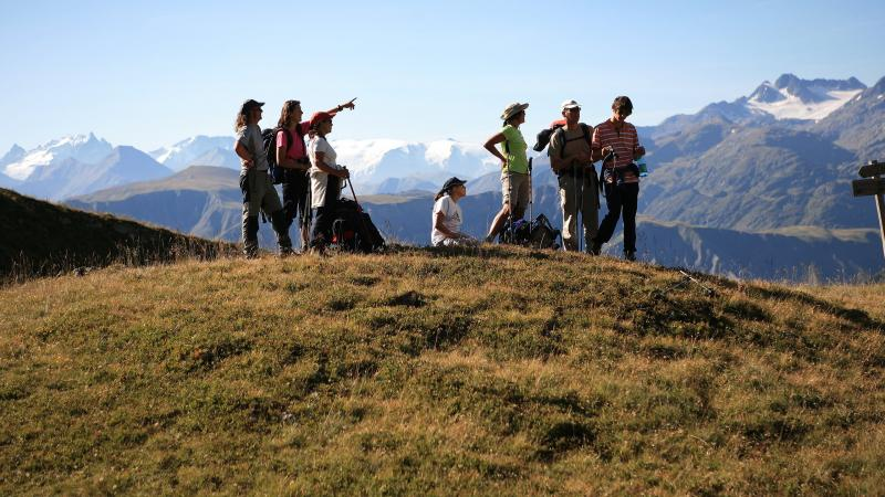 Hike in the Arvan Valley - Activity - Holidays & weekends in Saint-Jean-d'Arves
