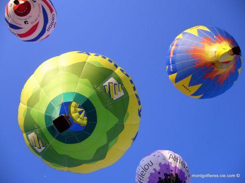 Hot-air balloon flight in the Ardèche - Activity - Holidays & weekends in Annonay