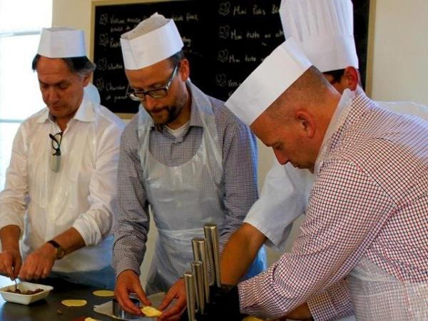 2-Hour Cookery Workshop at Manoir Sainte Croix - Activity - Holidays & weekends in Fleury-sur-Orne