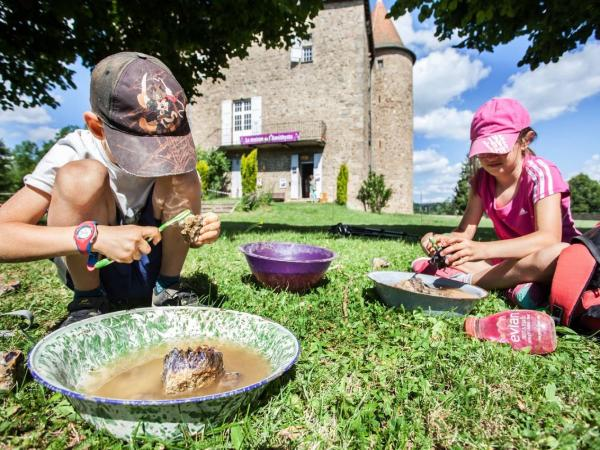 House of Amethyst - Activity - Holidays & weekends in Le Vernet-Chaméane