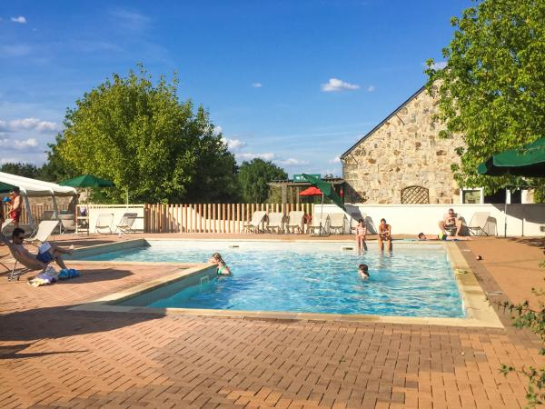 Huttopia Saumur - Campsite - Holidays & weekends in Saumur
