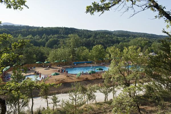 Huttopia Sud Ardèche - Campsite - Holidays & weekends in Vagnas