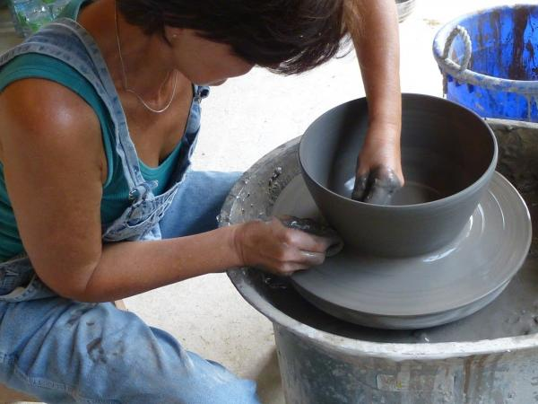 Initiation to pottery, lathe work or plate - Activity - Holidays & weekends in Mauvezin