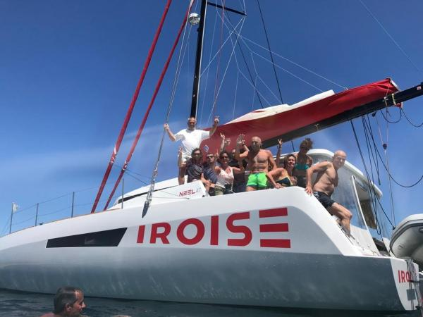 Iroise Sea cruise on a luxury trimaran - Activity - Holidays & weekends in Larmor-Plage
