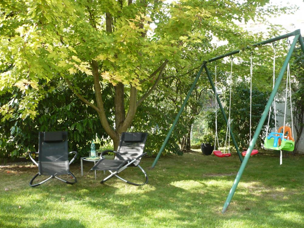 Photos le jardin location de vacances lingolsheim for Location jardin 78