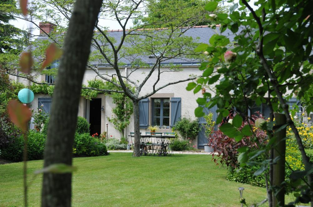 Photos le jardin de la terrousais chambre d 39 h tes - Maison jardin orlando menu saint etienne ...