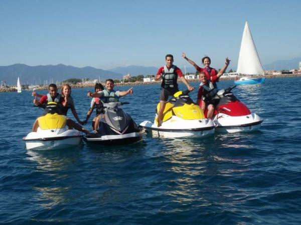 Jet ski hire - Activity - Holidays & weekends in Saint-Cyprien