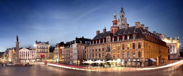 Lille old town guided walking tour - Activity - Holidays & weekends in Lille