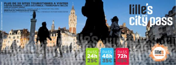 Lille pass: visits, transport, monuments and museums included - Activity - Holidays & weekends in Lille