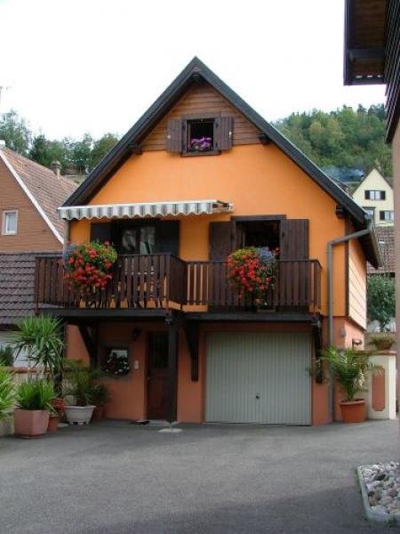 Location rosé - Rental - Holidays & weekends in Luttenbach-près-Munster