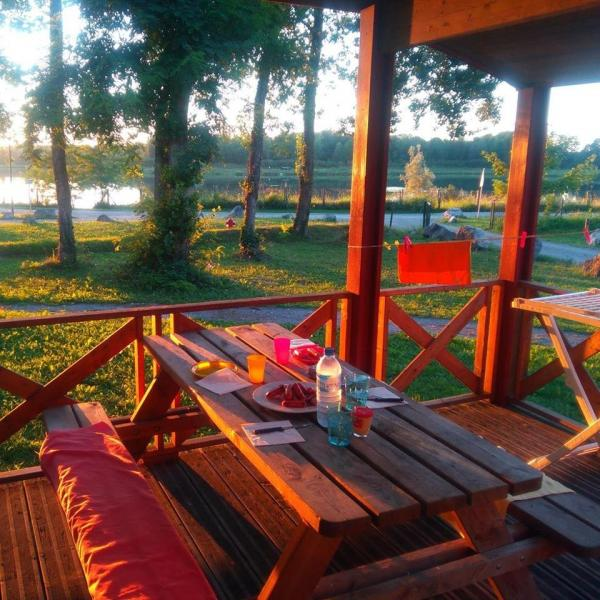 The lodges of the iktus lakes - Rental - Holidays & weekends in Lons