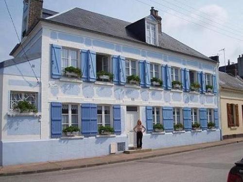 La maison bleue en baie baie de somme chambre d 39 h tes for Chambre d hote baie de somme