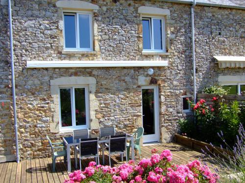 Maison du Dy - Location - Vacances & week-end à Saint-Maurice-en-Cotentin