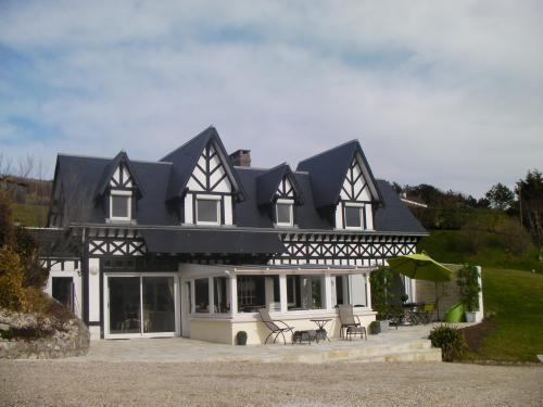 Maison normande bord mer, accès plage - Rental - Holidays & weekends in Dieppe