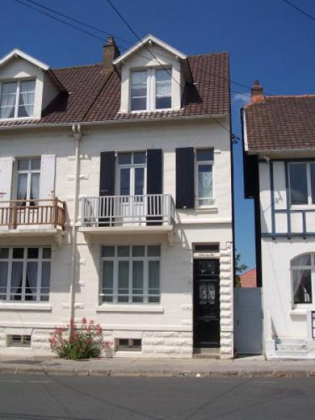 Maison pour 6 personnes (possibilité 8) - Rental - Holidays & weekends in Ambleteuse