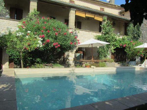 Mas 18th century in Belvezet with Pool - Rental - Holidays & weekends in Belvézet