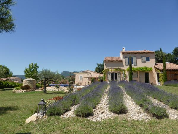 Le Mas Syrah - Bed & breakfast - Holidays & weekends in Le Barroux