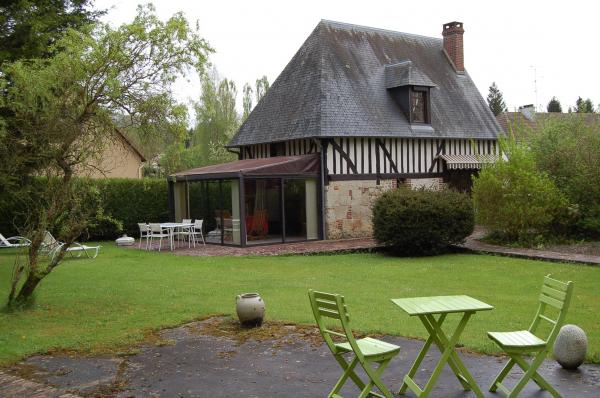 The mill jumping trout - Rental - Holidays & weekends in Hermival-les-Vaux