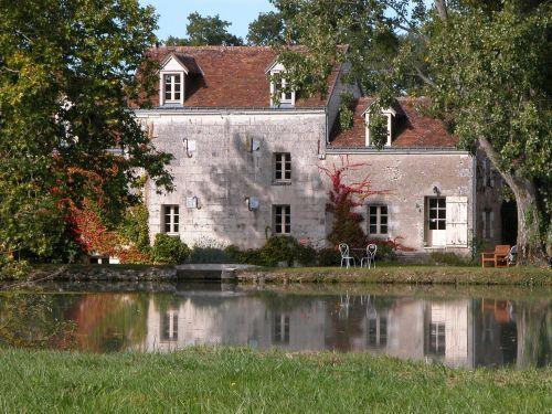 Visite Village Jardin Chedigny : Ch� digny tourisme vacances amp week end