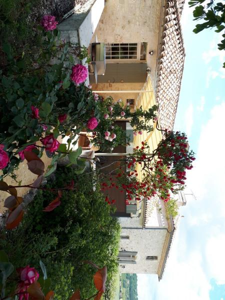 Norpech guest rooms, air-conditioned suites, - Bed & breakfast - Holidays & weekends in Penne-d'Agenais