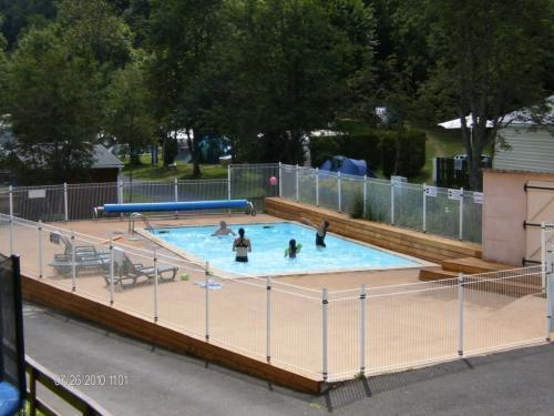 L'ombrage - Campsite - Holidays & weekends in Saint-Pierre-Colamine