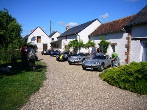 B&B les ormeaux - Bed & breakast - Vacanze e Weekend a Dissay-sous-Courcillon