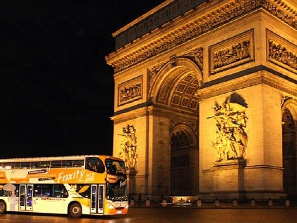 Paris Night Tour: 40+ Illuminated Monuments & Attractions - Activity - Holidays & weekends in Paris