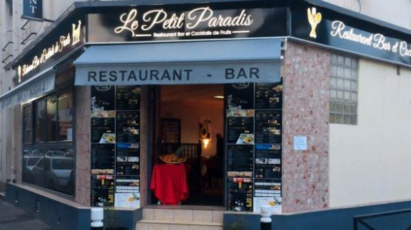 le petit paradis restaurant alfortville. Black Bedroom Furniture Sets. Home Design Ideas