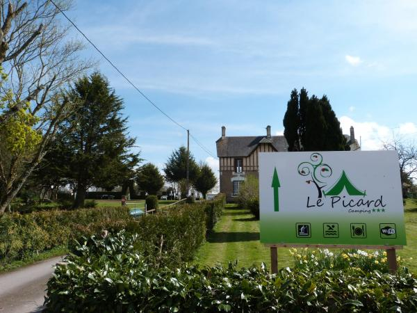 Le Picard - Campsite - Holidays & weekends in Tournières