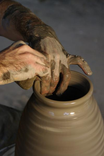 Pottery, ceramics, turning and modelling course - Activity - Holidays & weekends in Blangy-le-Château