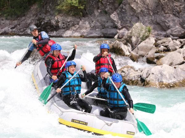 Rafting or inflatable kayaking in Hautes-Alpes - Activity - Holidays & weekends in Saint-Clément-sur-Durance