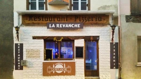 La Revanche - Restaurant - Holidays & weekends in Les Cabannes