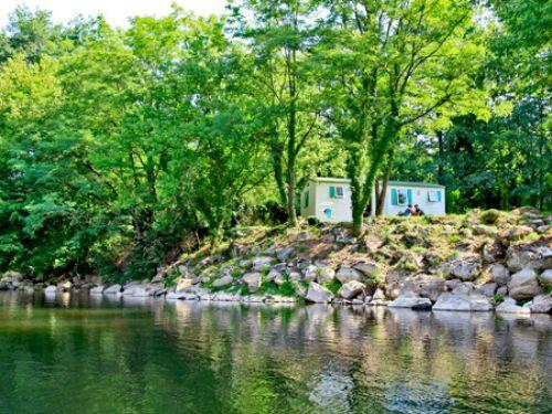 La riviere - Campsite - Holidays & weekends in Lacave