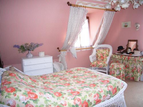 La Roseraie : 3 epis gites de france - Bed & breakfast - Holidays & weekends in Courseulles-sur-Mer