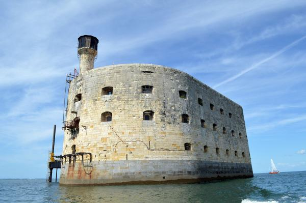 Sailboat ride around Fort Boyard - Activity - Holidays & weekends in Saint-Georges-d'Oléron